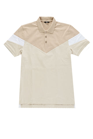 Nassau Polo Shirt (Sand)