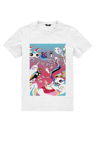 Jordan Craig - Odyssey Graphic T-Shirt (White)