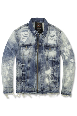 Jordan Craig - Forbidden Anarchy Denim Jacket