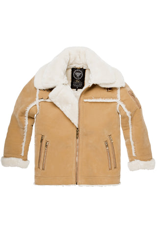 Kids Calgary Shearling Jacket