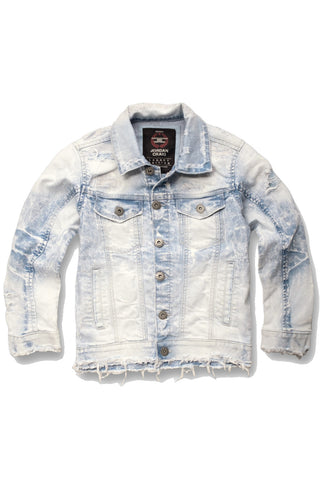Kids Classic Denim Trucker Jacket (Arctic Wash)