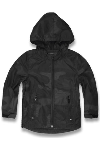 Boys Army Core Full Zip Windbreaker