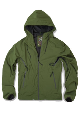 Jordan Craig - Sprinter Ventilated Windbreaker (Army)