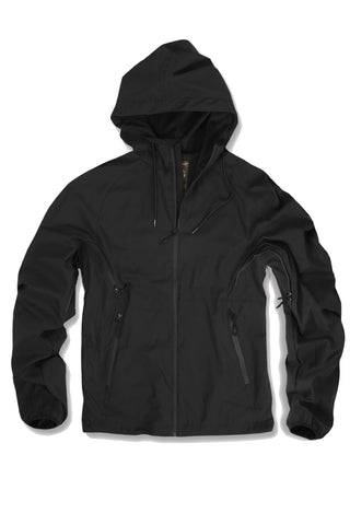 Jordan Craig - Sprinter Ventilated Windbreaker (Black)