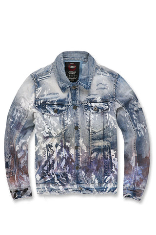 Jordan Craig - Canarsie Denim Jacket (Aged Wash)