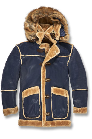 Jordan Craig - Denali Shearling Jacket (Midnight Blue)