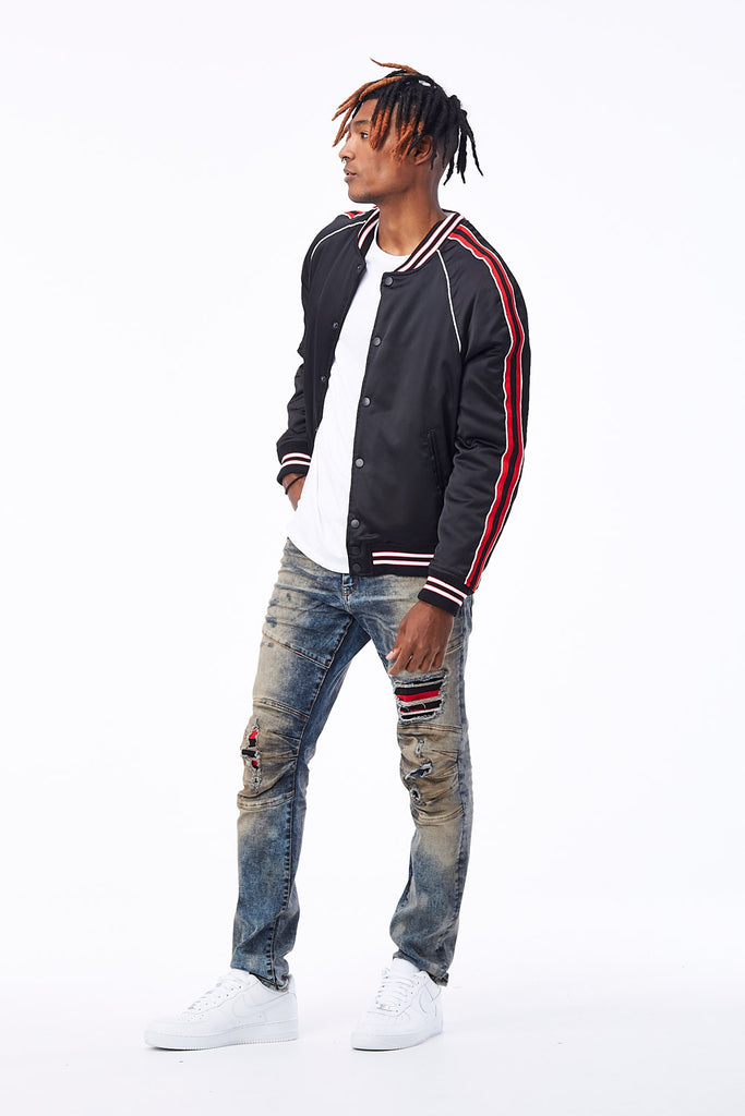Jordan Craig - Aaron - Cooperstown Moto Denim (Antique)