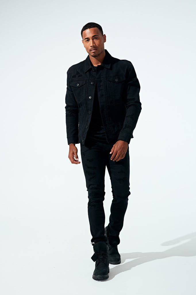 Aaron - Tribeca Twill Pants (Black)