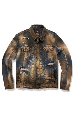 Sedona Denim Jacket (Copper Wash)