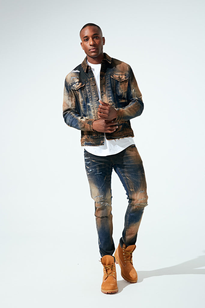 Jordan Craig - Sedona Denim Jacket (Copper Wash)