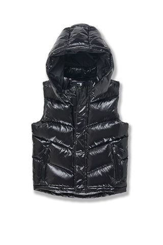 Kids Sugar Hill Puffer Vest (Black)