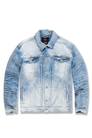 Soho Denim Trucker Jacket (Arctic Wash)