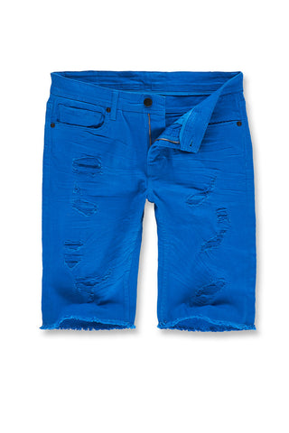 Jordan Craig - Memphis Twill Shorts 2.0 (Royal)