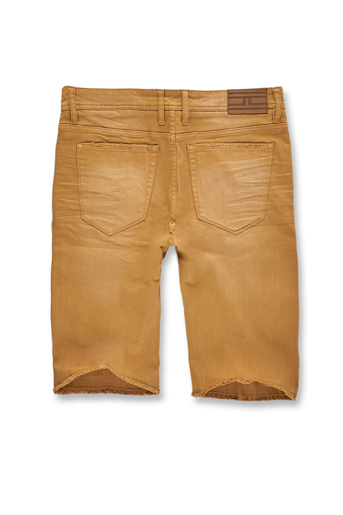 Jordan Craig - Memphis Twill Shorts 2.0 (Summer Wheat)