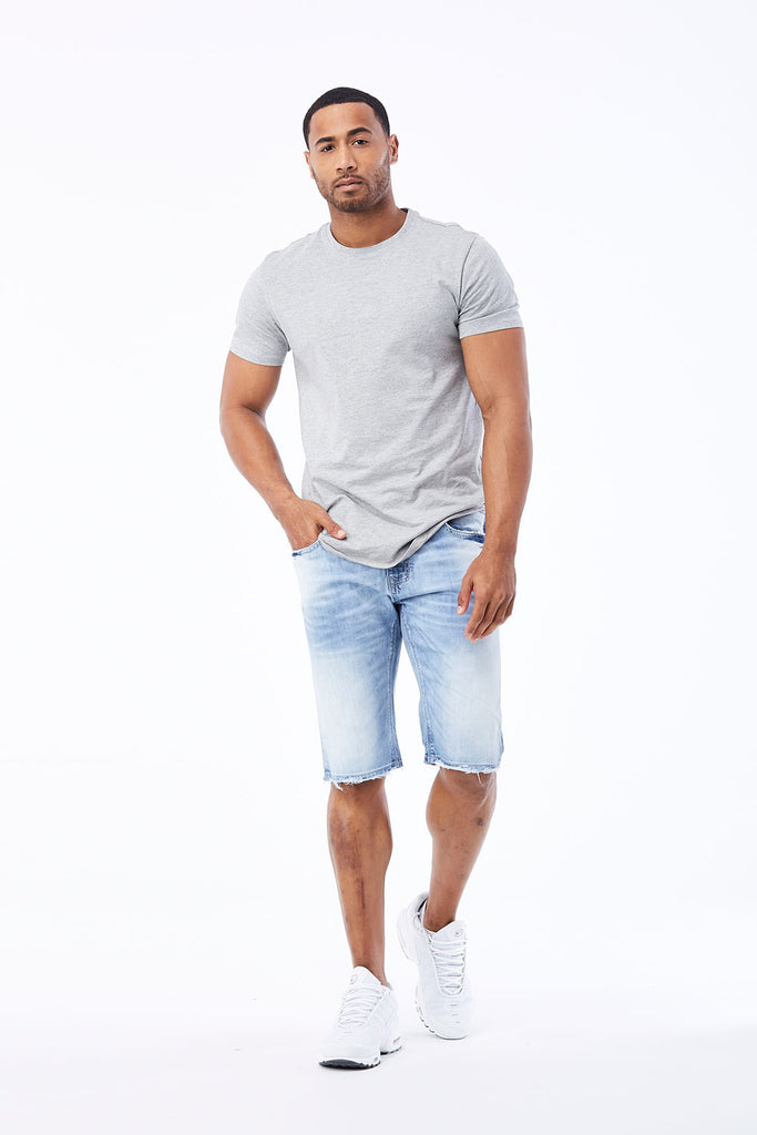Newcastle Denim Shorts 2.0 (Ice Blue)