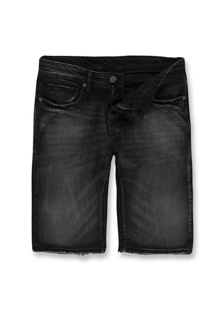 Jordan Craig - Newcastle Denim Shorts 2.0 (Black)