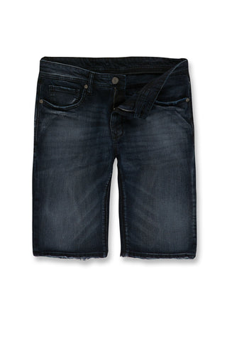Newcastle Denim Shorts 2.0 (Midnight Blue)