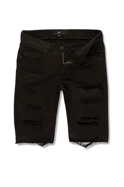 Jordan Craig - Desperado Twill Shorts (Jet Black)