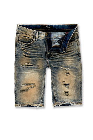Jordan Craig - El Dorado Denim Shorts (Copper Wash)