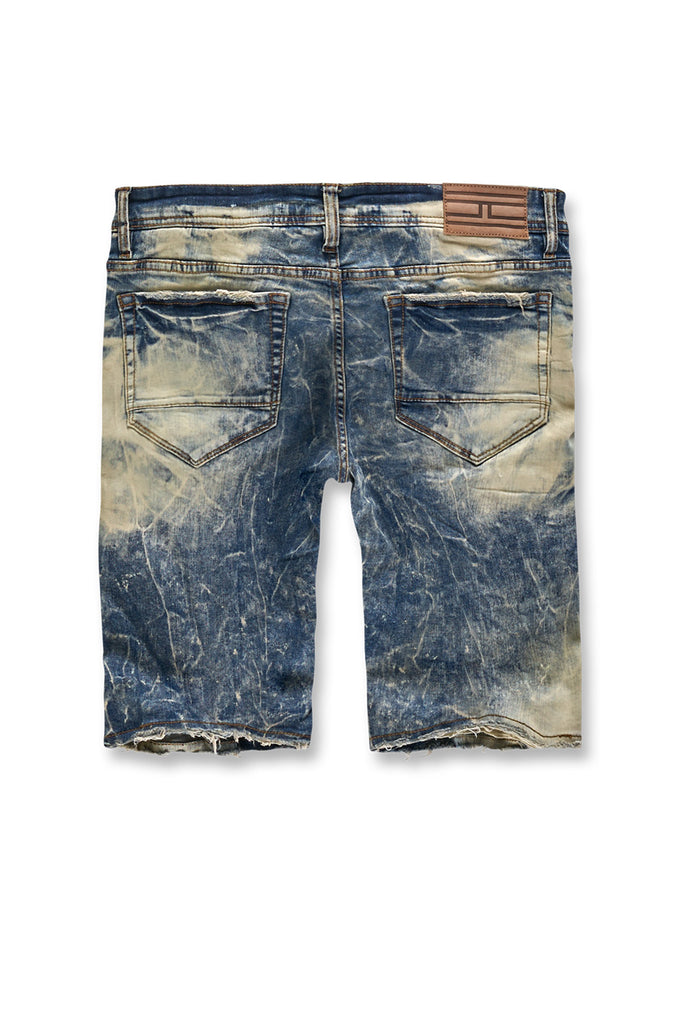 Hoboken Denim Shorts (Desert Storm)