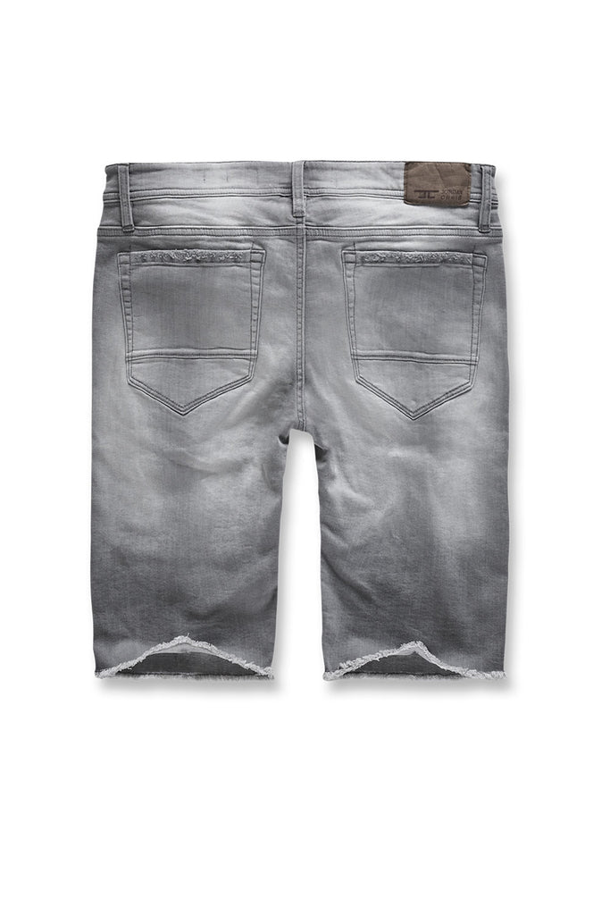 Jordan Craig - Seaside Denim Shorts (Cement Wash)