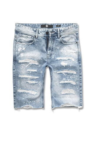 Jordan Craig - Justice Denim Shorts (Arctic Wash)