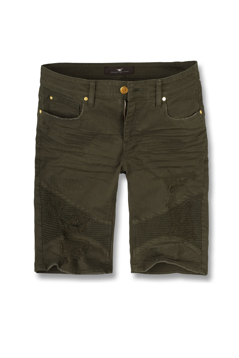 Jordan Craig - Savior Biker Shorts (Army Green)