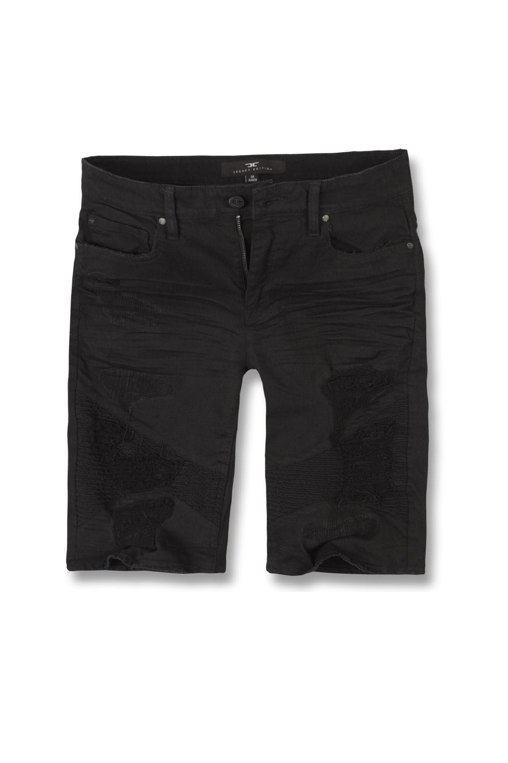 Jordan Craig - Kids Savior Biker Shorts (Black)
