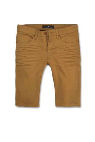 Jordan Craig - Nashville Slub Shorts (Wheat)