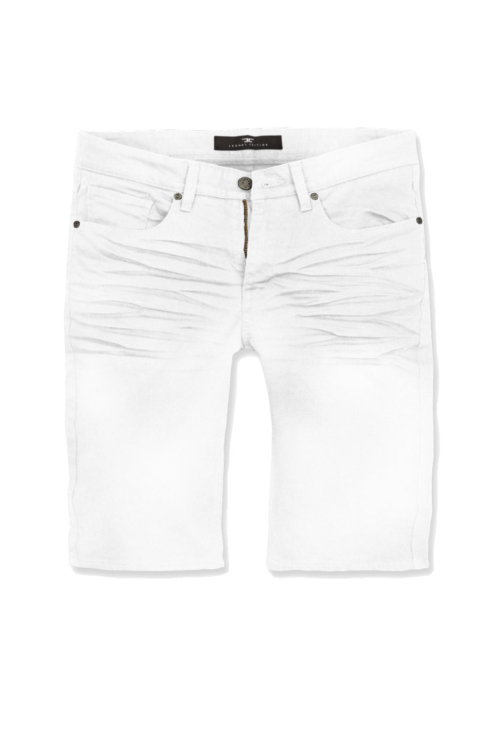 Jordan Craig - Big Men's Nashville Slub Shorts (White)