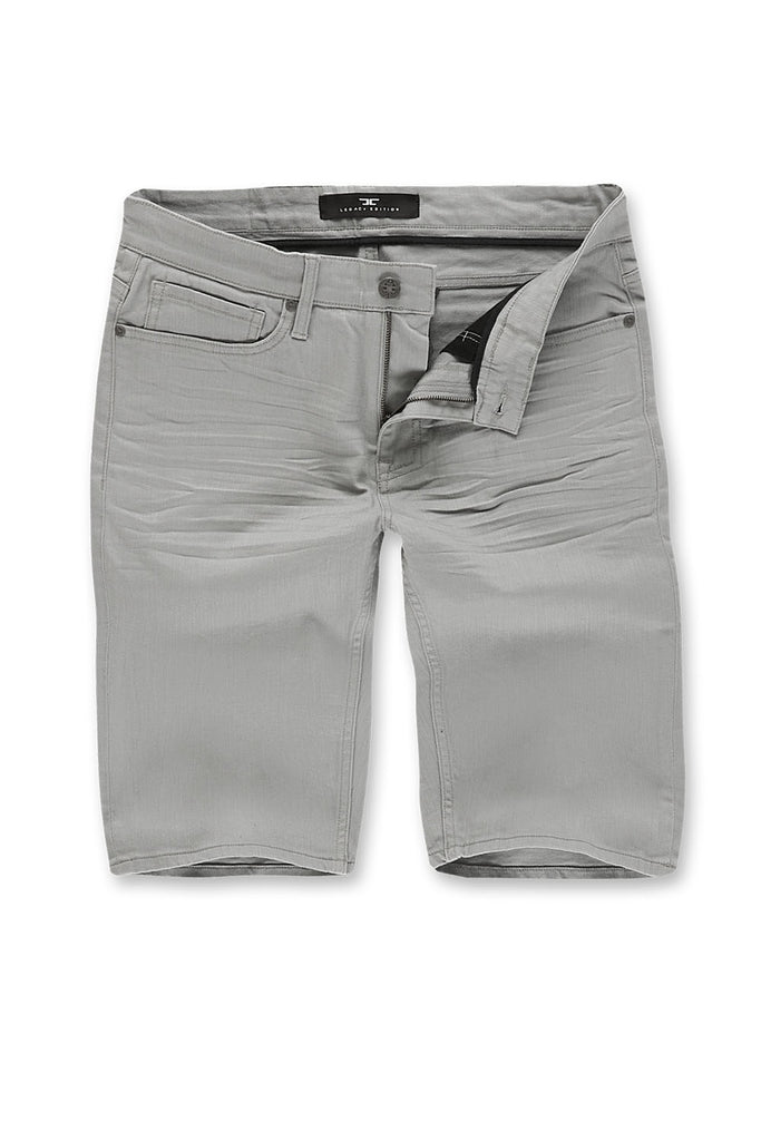Nashville Slub Shorts 2.0 (Light Grey)