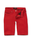 Jordan Craig - Big Men's Nashville Slub Shorts 2.0 (Red)