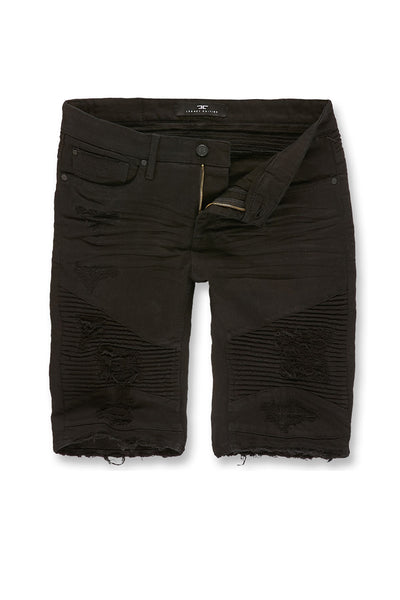 Savior Biker Shorts 2.0 (Black)