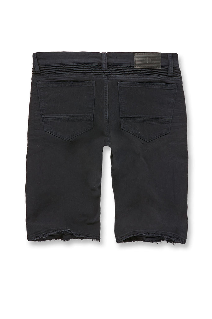 Jordan Craig - Big Men's Savior Biker Shorts 2.0 (Navy)