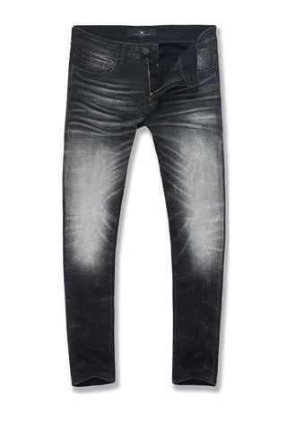 Big Men's Aaron Sevilla Denim (Industrial Black)