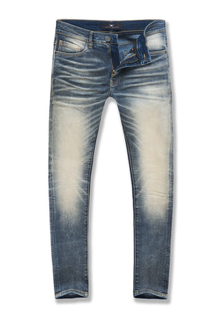 Big Men's Aaron Sevilla Denim (Lager)