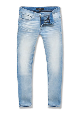 Big Men's Aaron Sevilla Denim (Lightning Blue)