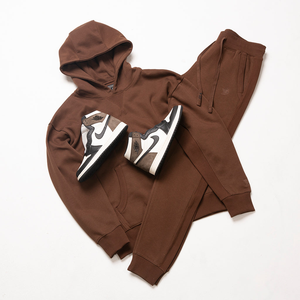 JCA Jogger Sweatpants (Dark Earth)