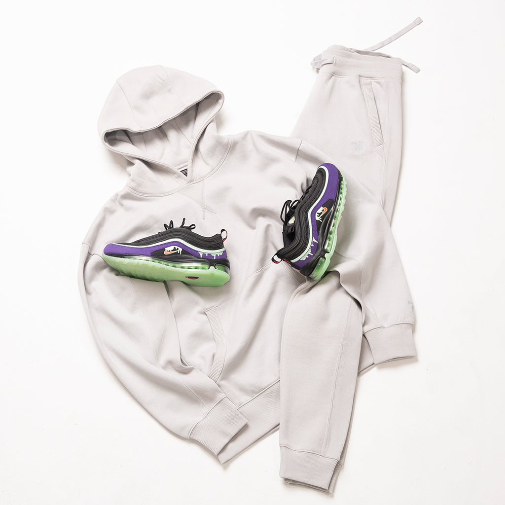 JCA Pullover Hoodie (Cement)