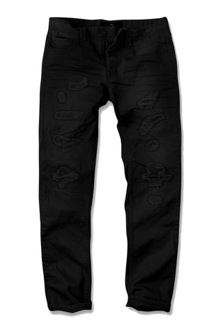 Jordan Craig - Big Men's Raphael - Sydney Denim (Jet Black)