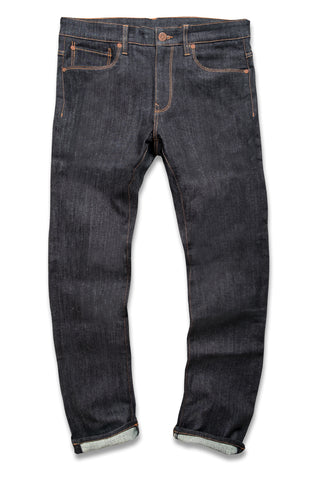 Collins - Super Stretch Raw Denim