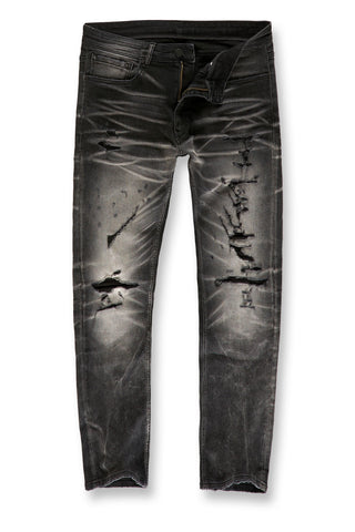 Big Men's Zion Denim (Industrial Black)