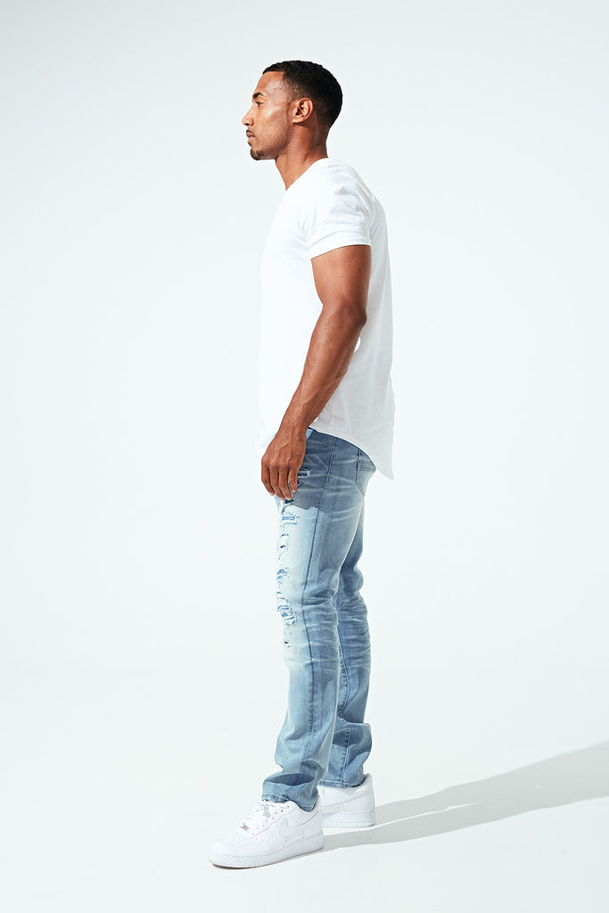 Jordan Craig - Collins - Zion Denim (Ice Blue)