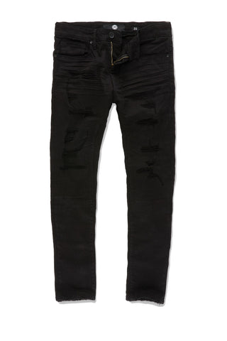 Collins - Tribeca Twill Pants 2.0 (Jet Black)