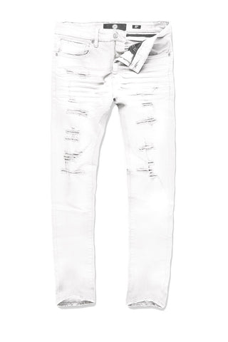 Collins - Tribeca Twill Pants 2.0 (White)