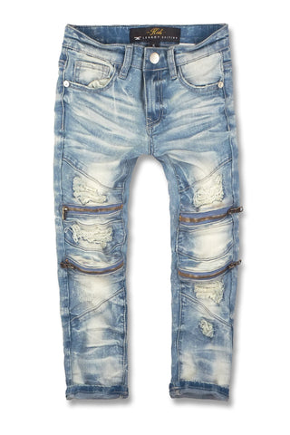 Boys - Manchester Moto Denim
