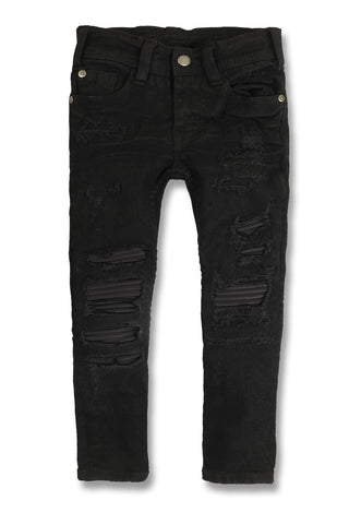 Jordan Craig - Kids Moto Jean with Vegan Leather backing