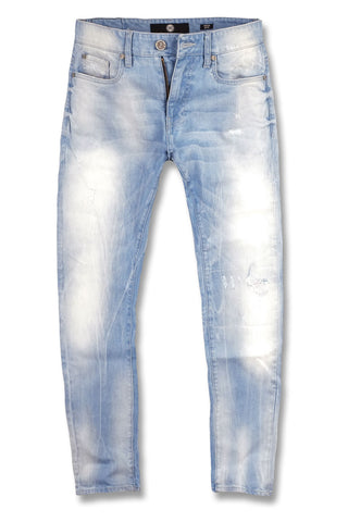 Aaron - Galactic Burst Denim
