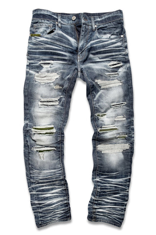 Aaron - War Report Denim