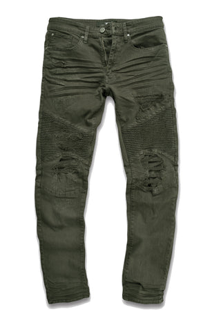 Jordan Craig - Big Men's Aaron - Savior Biker Denim
